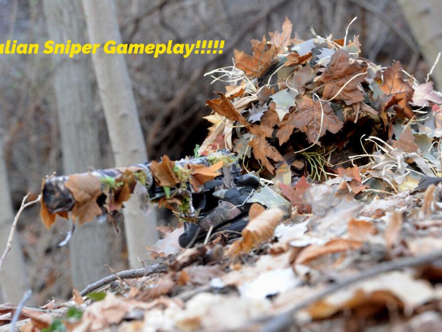 Italian Sniper Gameplay!!!