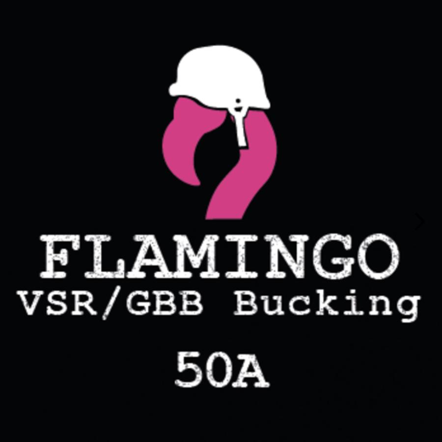 Flamingo Bucking 50