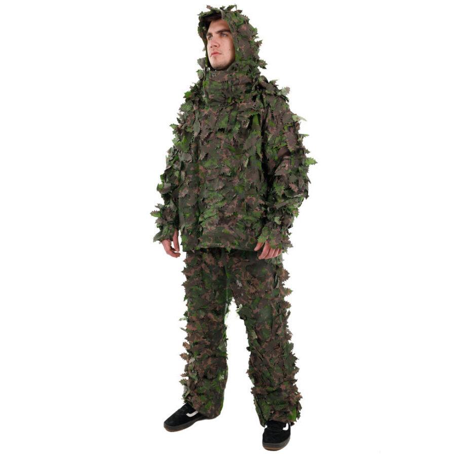 Stalker Ghillie Suit Section