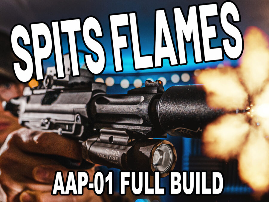 Complete AAP01 Strip down / Rebuild (Best Airsoft Pistol Upgrades)