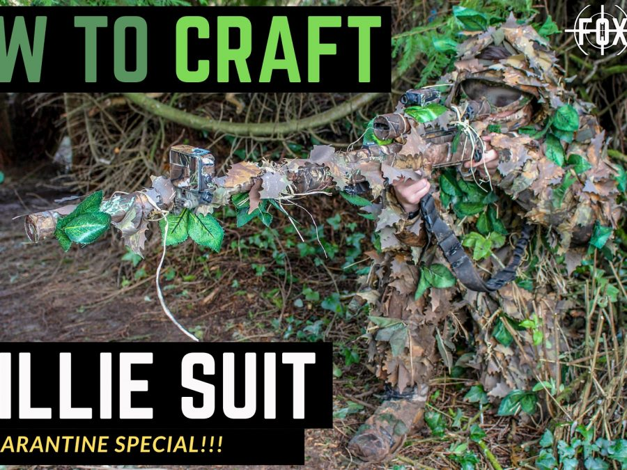 How to Craft a Full Ghillie Suit?