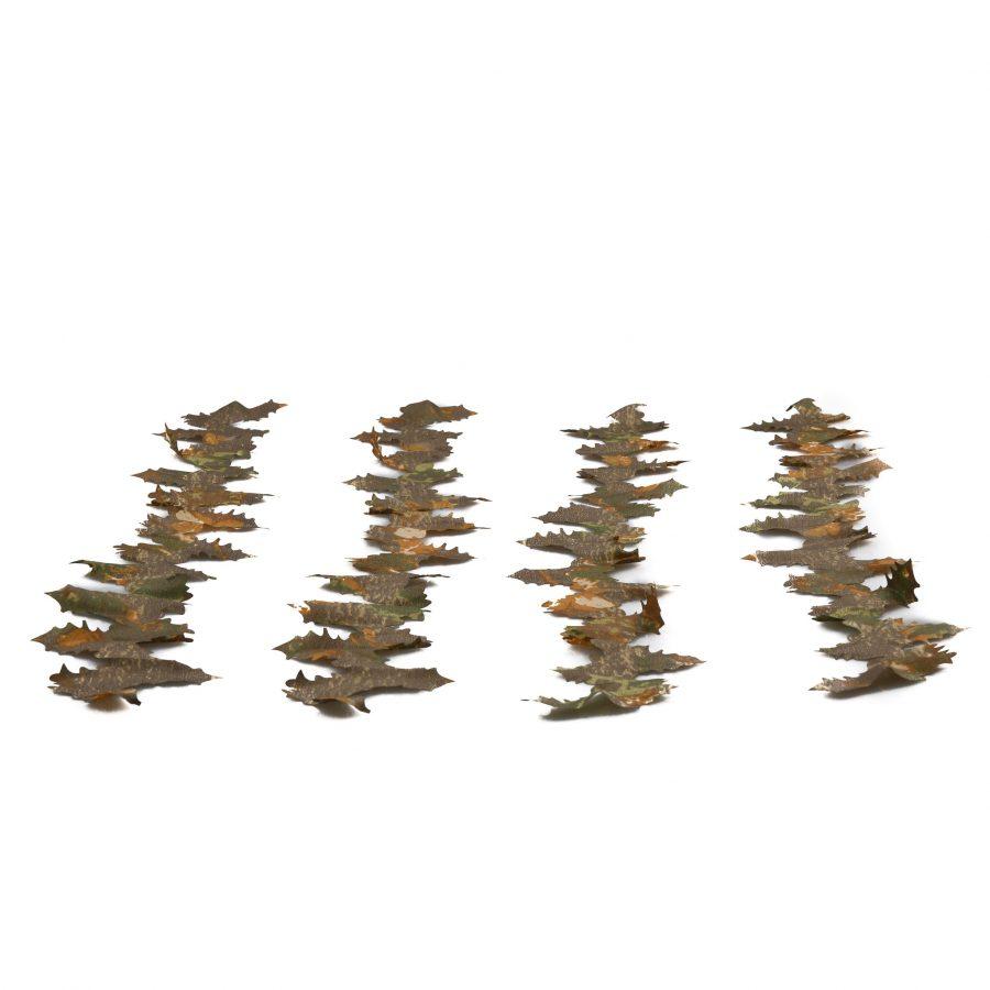 Crafting Leaf strip 3 Meter Brown